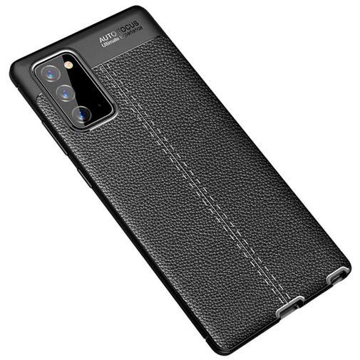 Productafbeelding van de Just in Case Soft TPU Case Black Samsung Galaxy Note 20