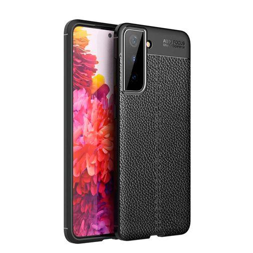 Productafbeelding van de Just in Case Soft TPU Case Zwart Samsung Galaxy S21