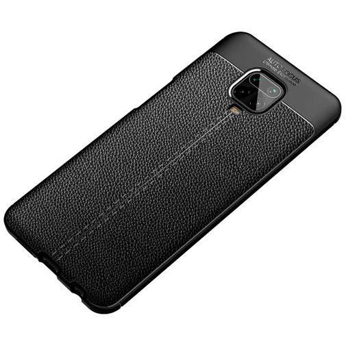 Productafbeelding van de Just in Case Soft TPU Case Black Xiaomi Redmi Note 9 Pro