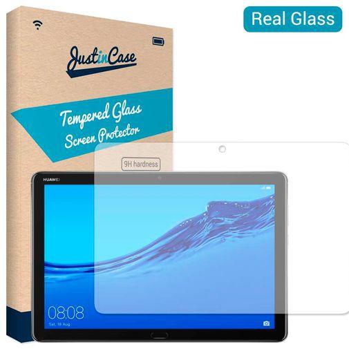 Productafbeelding van de Just in Case Tempered Glass Screenprotector Huawei MediaPad M5 Lite