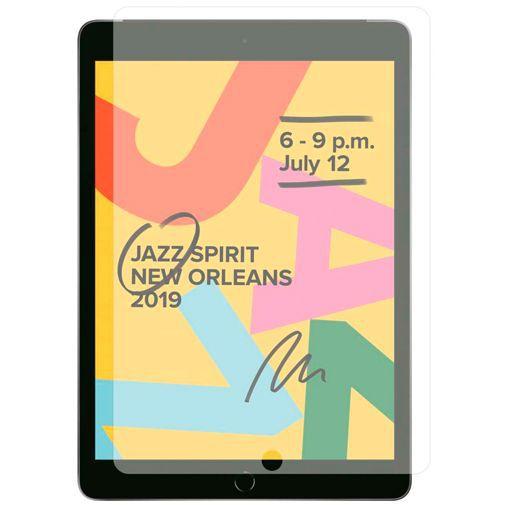 Productafbeelding van de Just in Case Tempered Glass Screenprotector Apple iPad 2019