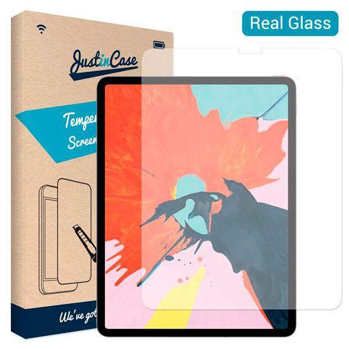 Productafbeelding van de Just in Case Tempered Glass Screenprotector Apple iPad Pro 2018/2020 11