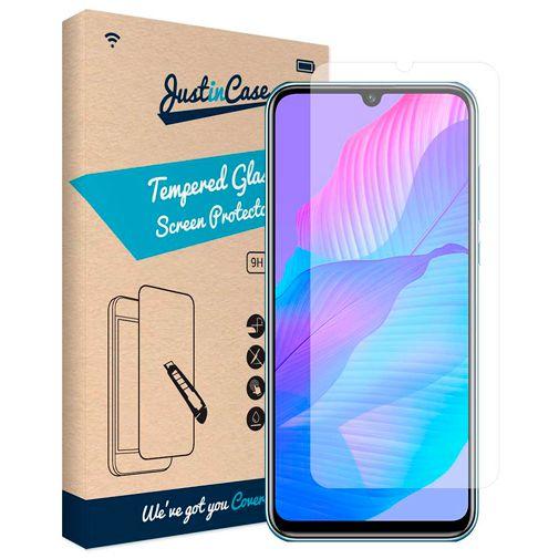 Productafbeelding van de Just in Case Tempered Glass Screenprotector Huawei P Smart S