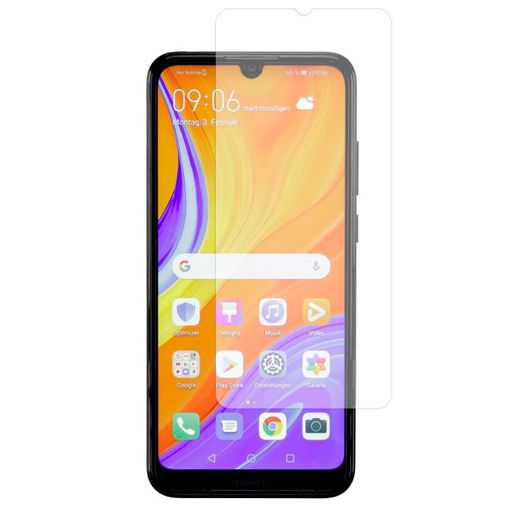 Produktimage des Just in Case Gehärtetes Glas Displayschutzfolie Huawei Y6S