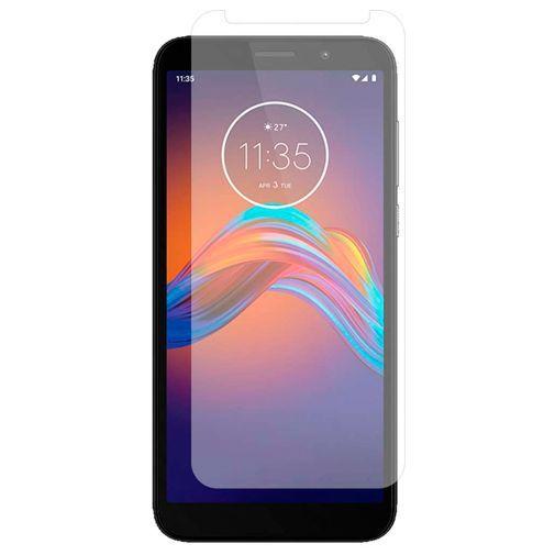 Productafbeelding van de Just in Case Tempered Glass Screenprotector Motorola Moto E6 Play