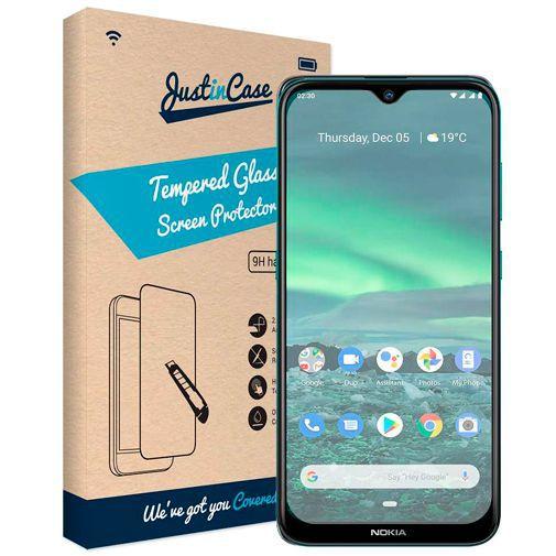 Productafbeelding van de Just in Case Tempered Glass Screenprotector Nokia 2.3