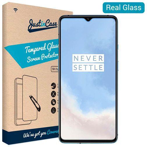 Produktimage des Just in Case Gehärtetes Glas Displayschutzfolie OnePlus 7T