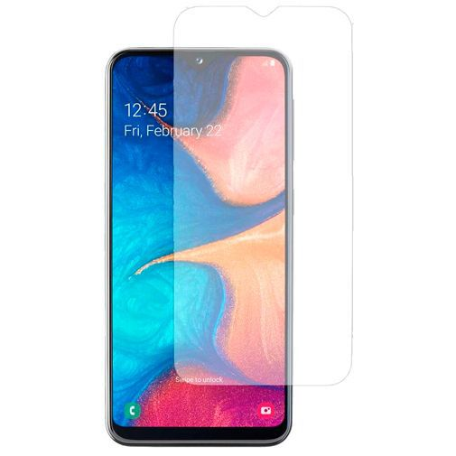 Productafbeelding van de Just in Case Tempered Glass Screenprotector Samsung Galaxy A20e
