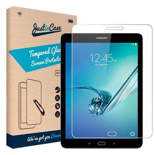 Productafbeelding van de Just in Case Tempered Glass Screenprotector Samsung Galaxy Tab S3 9.7