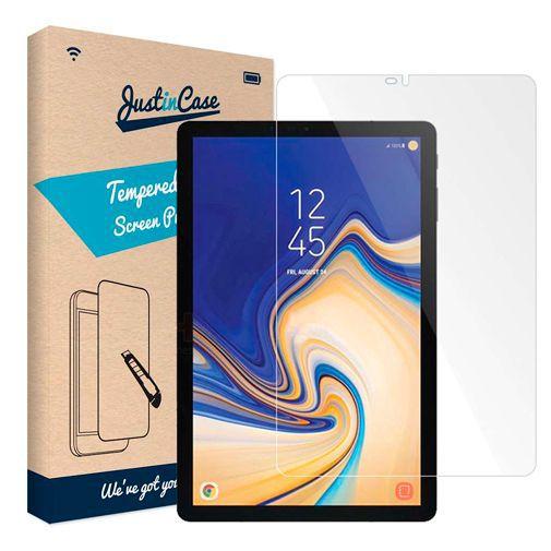 Productafbeelding van de Just in Case Tempered Glass Screenprotector Samsung Galaxy Tab S4 10.5