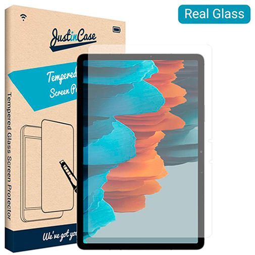 Productafbeelding van de Just in Case Tempered Glass Screenprotector Samsung Galaxy Tab S7
