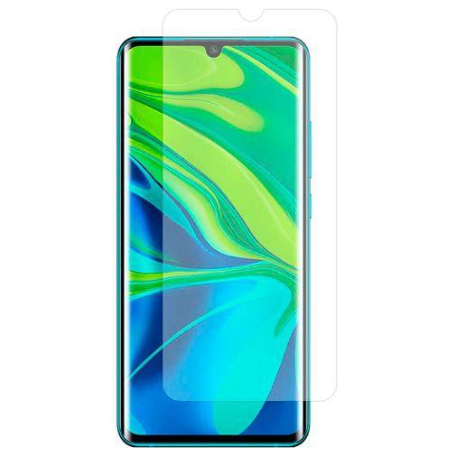 Productafbeelding van de Just in Case Tempered Glass Screenprotector Xiaomi Mi Note 10/Note 10 Pro