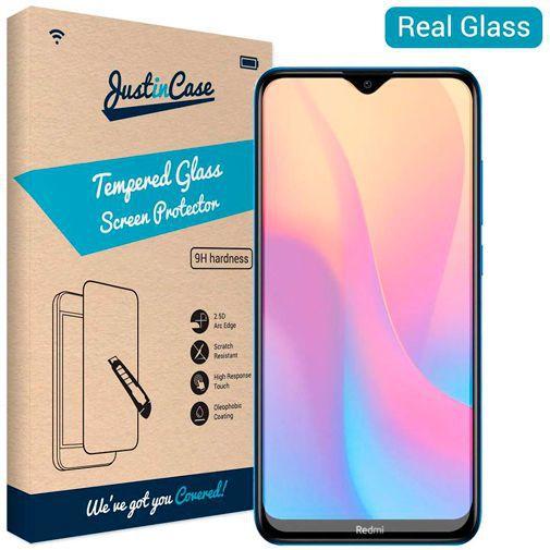 Productafbeelding van de Just in Case Tempered Glass Screenprotector Xiaomi Redmi 8/8A