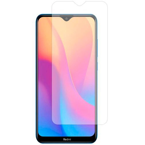 Produktimage des Just in Case Gehärtetes Glas Displayschutzfolie Xiaomi Redmi 8/8A