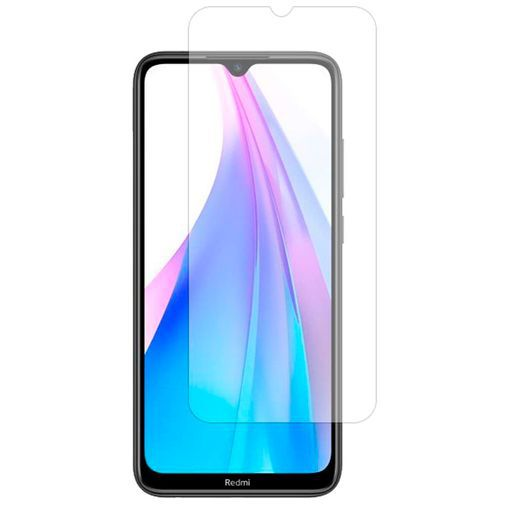 Productafbeelding van de Just in Case Tempered Glass Screenprotector Xiaomi Redmi Note 8T