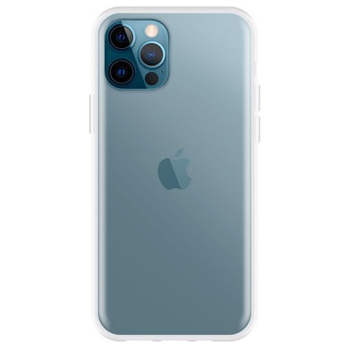 Productafbeelding van de Just in Case TPU Back Cover Transparant Apple iPhone 12/12 Pro