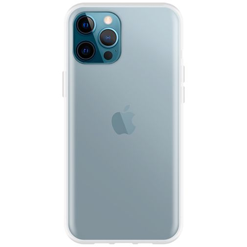 Productafbeelding van de Just in Case TPU Back Cover Transparant Apple iPhone 12 Pro Max