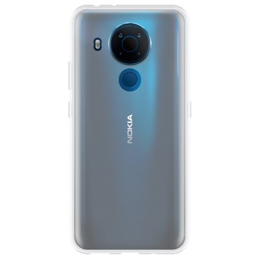Productafbeelding van de Just in Case TPU Back Cover Transparant Nokia 5.4