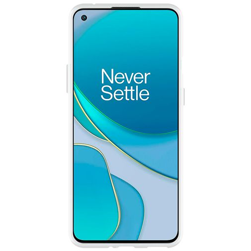 Productafbeelding van de Just in Case TPU Back Cover Transparant OnePlus 8T