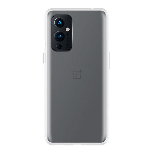 Productafbeelding van de Just in Case TPU Back Cover Transparant OnePlus 9