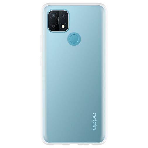 Productafbeelding van de Just in Case TPU Back Cover Transparant Oppo A15