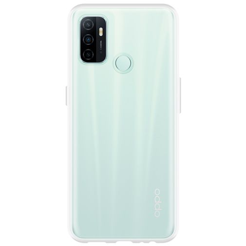 Productafbeelding van de Just in Case TPU Back Cover Transparant Oppo A53/A53s