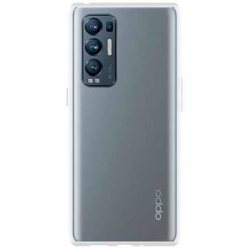 Productafbeelding van de Just in Case TPU Back Cover Transparant Oppo Find X3 Neo