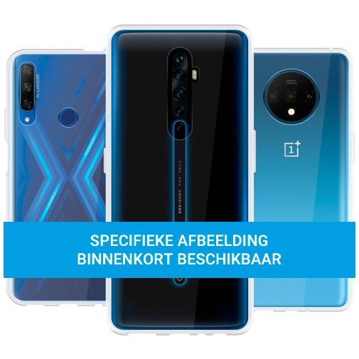 Productafbeelding van de Just in Case TPU Back Cover Transparant Realme 7i