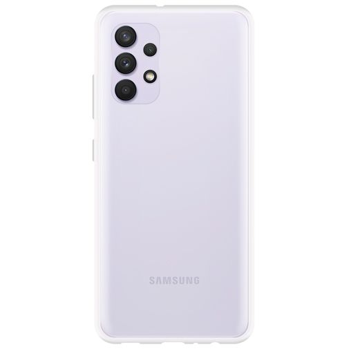 Productafbeelding van de Just in Case TPU Back Cover Transparant Samsung Galaxy A32 4G