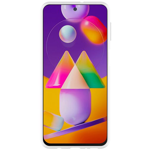 Productafbeelding van de Just in Case TPU Back Cover Transparant Samsung Galaxy M31s