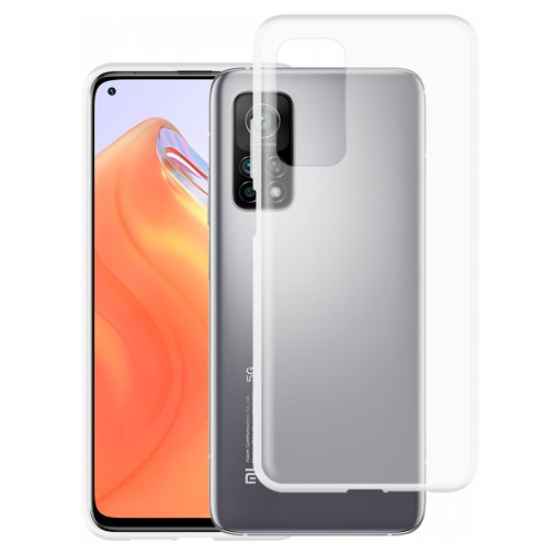 Productafbeelding van de Just in Case TPU Back Cover Transparant Xiaomi Mi 10T
