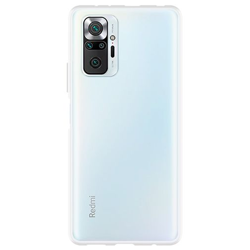 Productafbeelding van de Just in Case TPU Back Cover Transparant Xiaomi Redmi Note 10 Pro