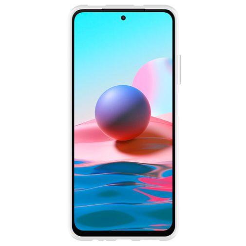 Productafbeelding van de Just in Case TPU Back Cover Transparant Xiaomi Redmi Note 10