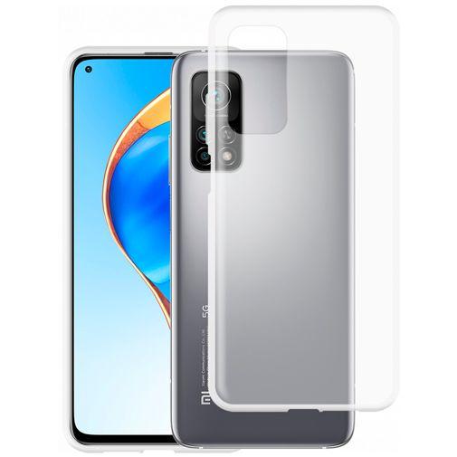 Productafbeelding van de Just in Case TPU Back Cover Transparant Xiaomi Mi 10T/10T Pro