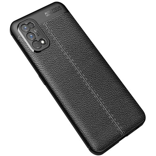 Productafbeelding van de Just in Case TPU Back Cover Zwart Realme 7 Pro