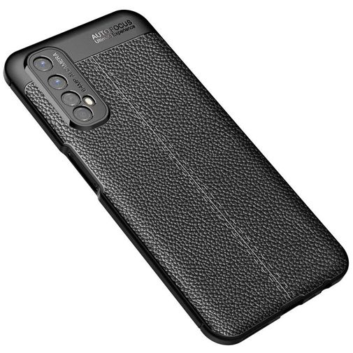 Productafbeelding van de Just in Case TPU Back Cover Zwart Realme 7