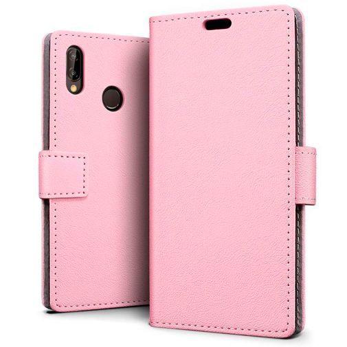 Productafbeelding van de Just in Case Wallet Case Pink Huawei P30 Lite/P30 Lite New Edition
