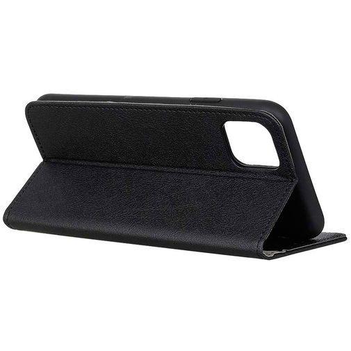 Produktimage des Just in Case Wallet Case Schwarz Google Pixel 4