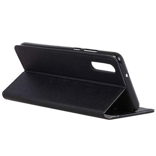 Productafbeelding van de Just in Case Wallet Case Black Huawei P Smart Pro