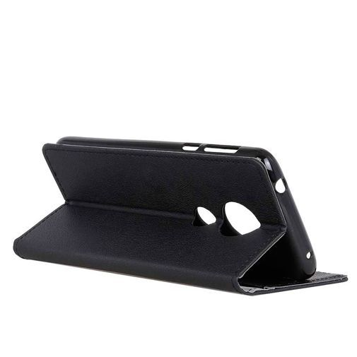 Produktimage des Just in Case Wallet Case Schwarz LG K40s