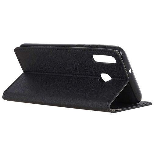Productafbeelding van de Just in Case Wallet Case Black Motorola Moto G8 Plus