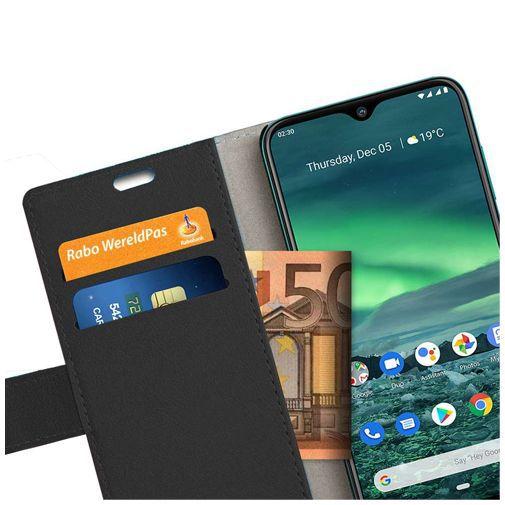 Productafbeelding van de Just in Case Wallet Case Black Nokia 2.3