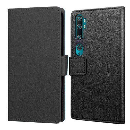 Productafbeelding van de Just in Case Wallet Case Black Xiaomi Mi 10/Mi 10 Pro