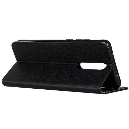 Produktimage des Just in Case Wallet Case Schwarz Xiaomi Redmi 8