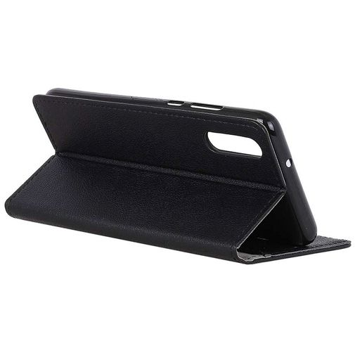 Productafbeelding van de Just in Case Wallet Case Black Xiaomi Redmi 9A