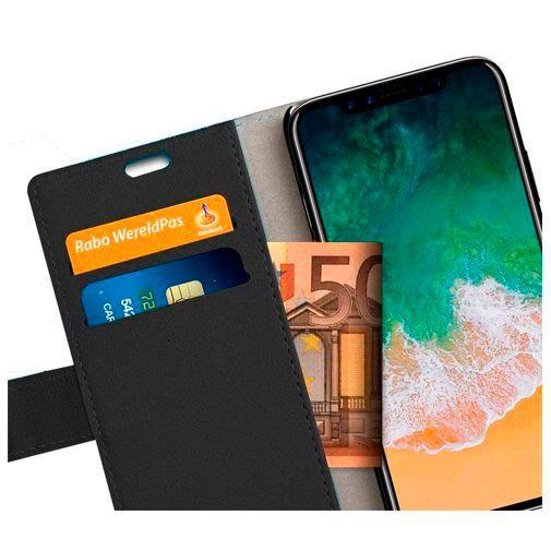 Produktimage des Just in Case Wallet Case Schwarz Xiaomi Redmi Note 8 Pro