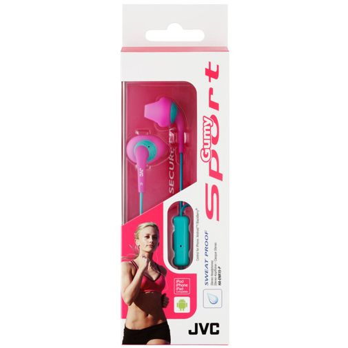 Productafbeelding van de JVC HA-ENR15-E Pink/Blue