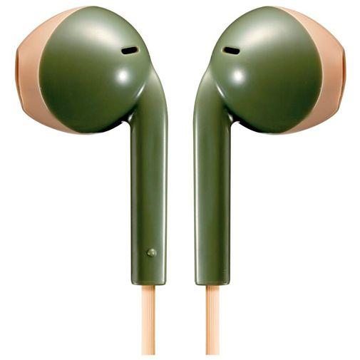 Productafbeelding van de JVC HA-F19BT Green/Beige