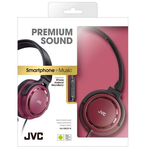 Productafbeelding van de JVC HA-SR525 Red