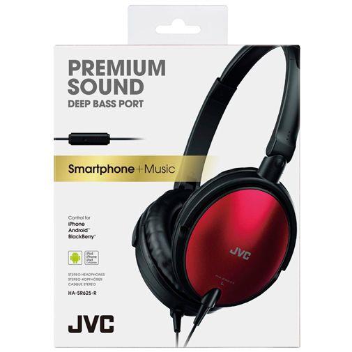 Productafbeelding van de JVC HA-SR625 Red
